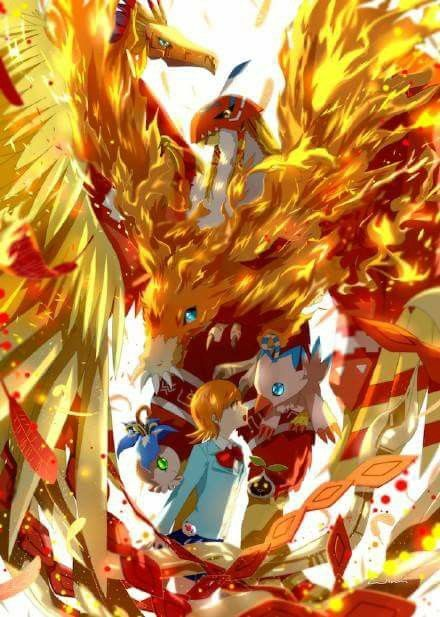 Digimon tri                                                                                                                                                                                 Más