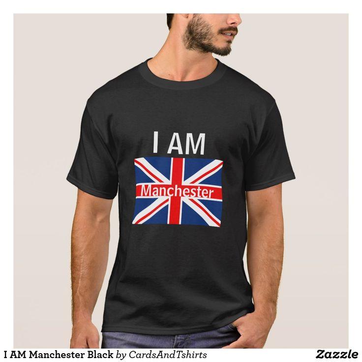 I AM Manchester Black
