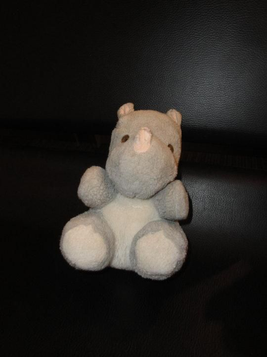 Lost on 07/02/2012 @ Chihuahua, Mexico. two years ago my stuffed rhino got stolen, I'm almost sure I won't get it back, but I'd like to find a replacement for it, so I would like to know if someone has information about the company that ... Visit: https://whiteboomerang.com/lostteddy/msg/qs7z7j (Posted by Paola Quezada on 16/10/2014)