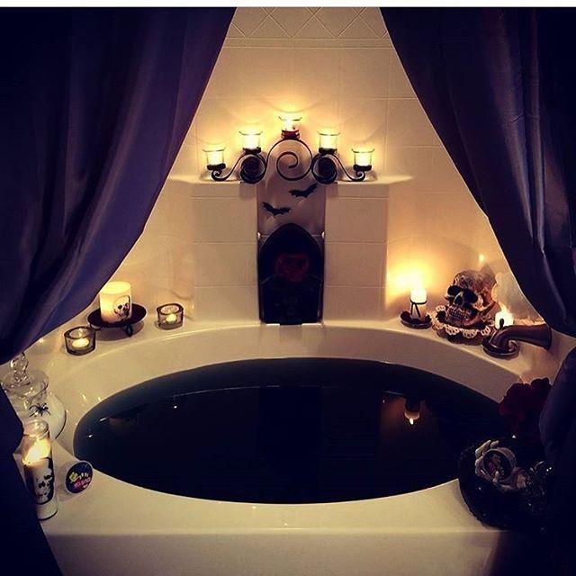 Gothic Decor Ideas best 25+ gothic bathroom decor ideas on pinterest | gothic