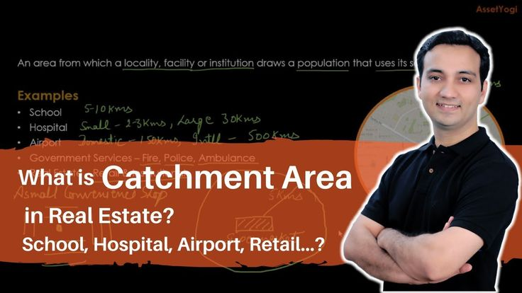 Catchment Area - Explained!    Do you know what is a Catchment Area? And What is the importance of Catchment Area in real estate?  #RealEstate #CatchmentArea #RealEstateInvesting