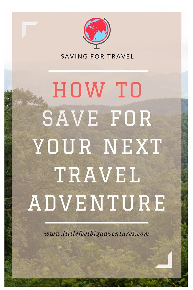 My family loves to travel, we love last minute getaway weekends and long trips during the summer. Here is how to save for your next travel adventure.