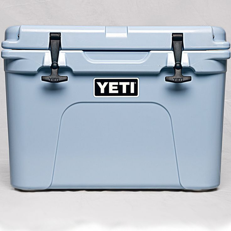 Meet the original YETI®. The Tundra was born when Yeti designers took their frustrations with cheap coolers and totally over-engineered them. They ended up creating a whole new category of outdoor coo