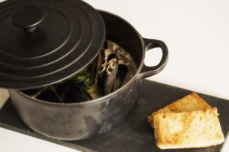 Mussels à la Bistro
