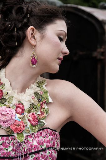 Jan Knibbs | Award Winning Fashion & Textile Designer - Couture Embroidery, Jewellery & Accessories