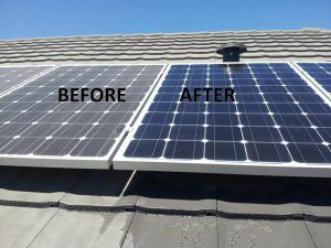 Cleaning of Solar Panels   SUN is life