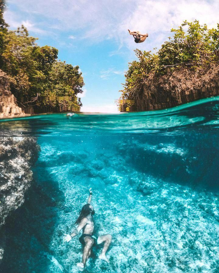 6 Cliff Jumping Spots In Siargao Philippines Journey Era Jackson Groves Pictures Of Philippines Pics I Siargao Island Philippines Travel Siargao Philippines