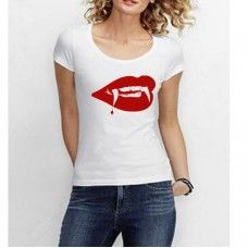 vampire  high quality and cheapest price t shirt for women