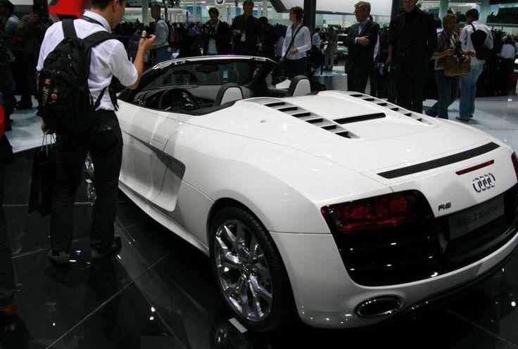 Audi R8 Spyder lease - http://autotras.com