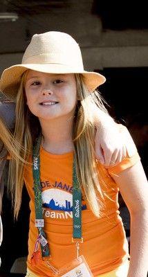 Prinses Ariane, wat een mooi meisje-2016 (NL)