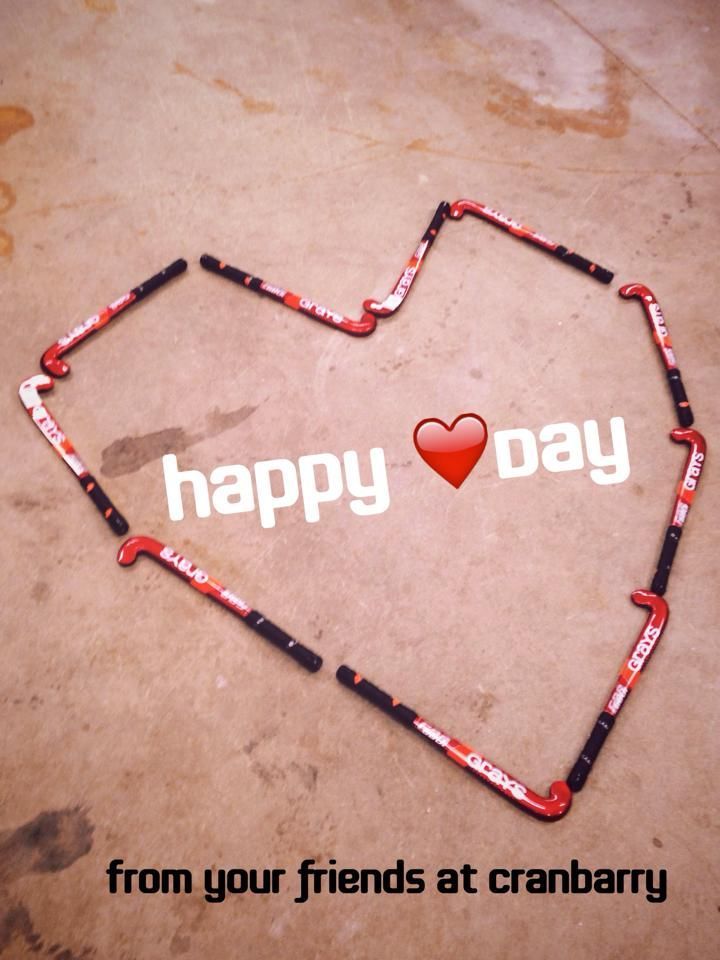 Happy Valentine's Day from your friends at Grays, OBO & CranBarry!    HOW DID I NOT SEE THIS EARLIER