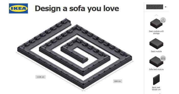 People Are Having Fun With This Ikea Tool That Lets You Design