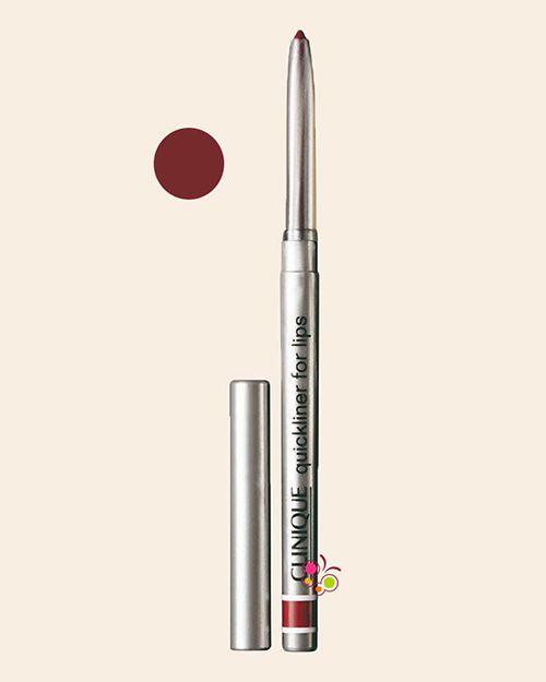 CLINIQUE Quickliner For Lips Dudak Kalemi 01 Lipblush