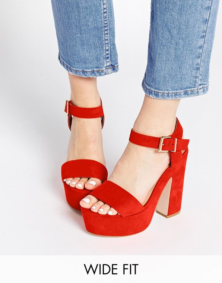 These platforms make me want to go disco dancing : http://asos.do/zCSg5T