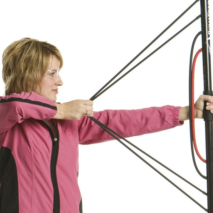 how to increase the draw weight on a compound bow
