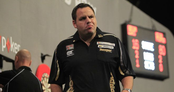 Darts: Adrian Lewis targeting second European Championship title in Germany