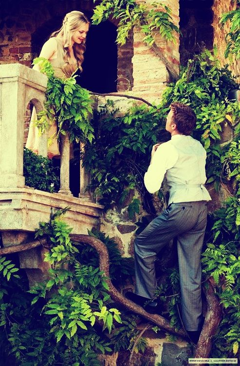 Letters to Juliet. // This movie. This script. This couple. This love story…