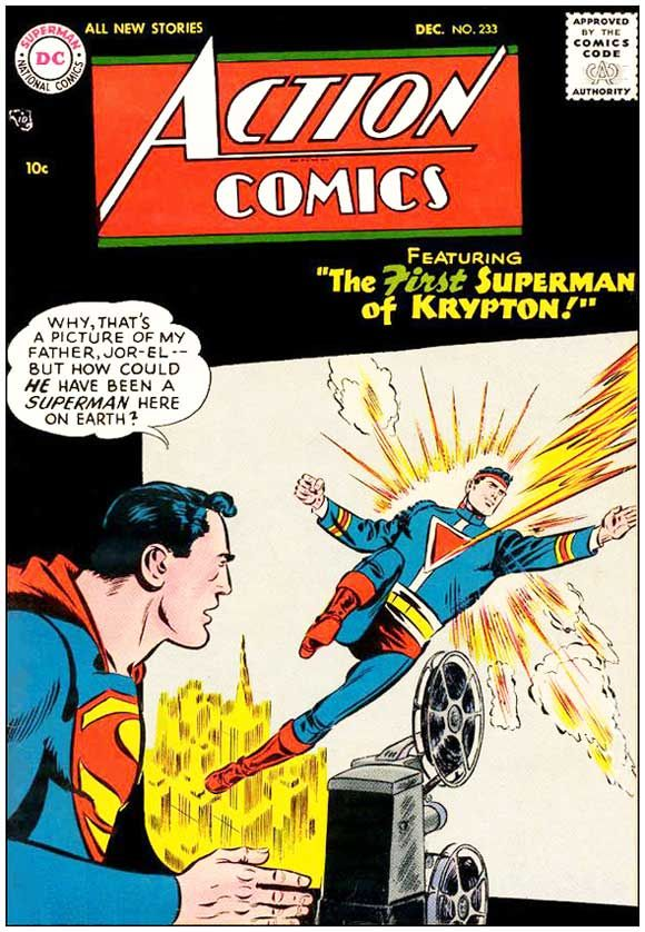 Action Comics #223 Error Variant. Click the pic and find out more...