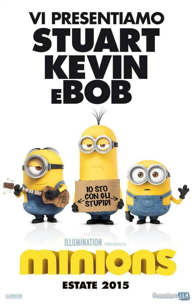 Minions streaming ita: http://www.guardarefilm.com/streaming-film/2153-minions-2015.html