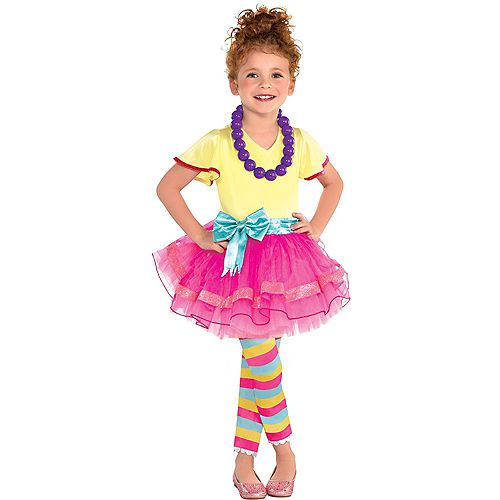 3dbed394c5db Girls Fancy Nancy Costume Party City