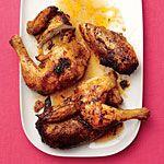 Mesquite-Smoked Beer Can Chicken Recipe | MyRecipes.com