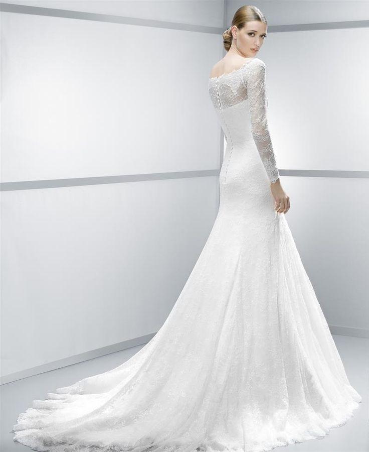 166 besten Wedding Dresses Bilder auf Pinterest | Brautkleider ...
