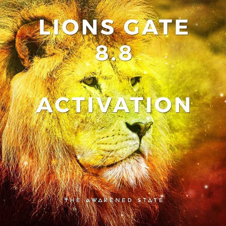 Happy Lions Gate! LIONS GATE STARGATE - A portal of new energy comes in every year on this special numerology date. As our world is ruled by numbers its important to note 8 is the energy of rebirth and harmony. It is the 8th chakra the fully risen kundalini it is also a number of infinity abundance and power. If youre like myself you have been feeling your solar plexus and heart center being activated at this time. You may be going through a healing within these areas or you may even be…
