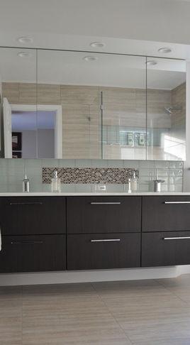 Contemporary Bathroom Tile - page 2