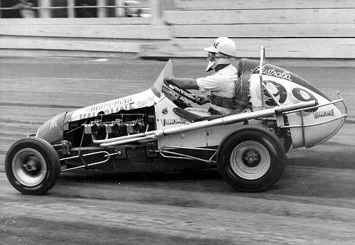 vintage midget speedcar photos
