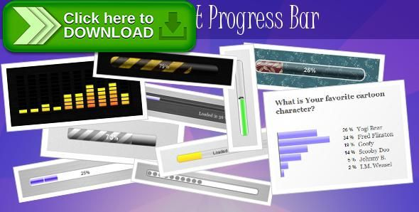 [ThemeForest]Free nulled download Progress Bar from http://zippyfile.download/f.php?id=51789 Tags: ecommerce, bar graph, horizontal, poll result, progress bar, vertical