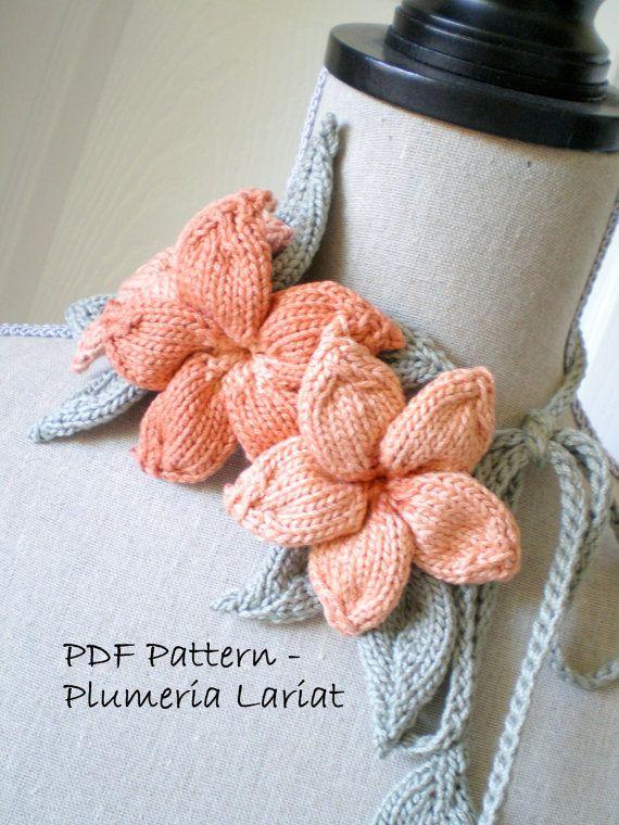 Plumeria Lariat, cintura/fusciacca, parrucchino fascia a maglia - ispiration