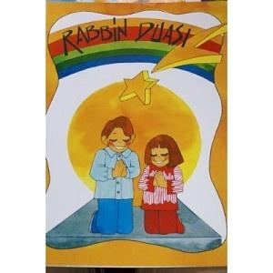 Rab'bin Duasi Calisma Kitabi / Turkish Sundayschool Bible Activity Book for Children