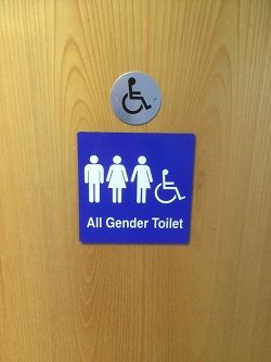 University introduces gender-neutral toilets on campus