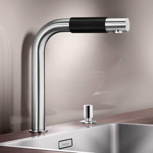 designer sinks kitchens. Blanco SAGA Designer Kitchen Tap The Kitchen Tap Will Create A Focal  Point In Any 17 Best Taps Images On Pinterest Bathroom Sinks