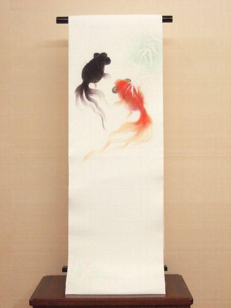 Japanese goldfish Obi by Riusuke FUKAHORI