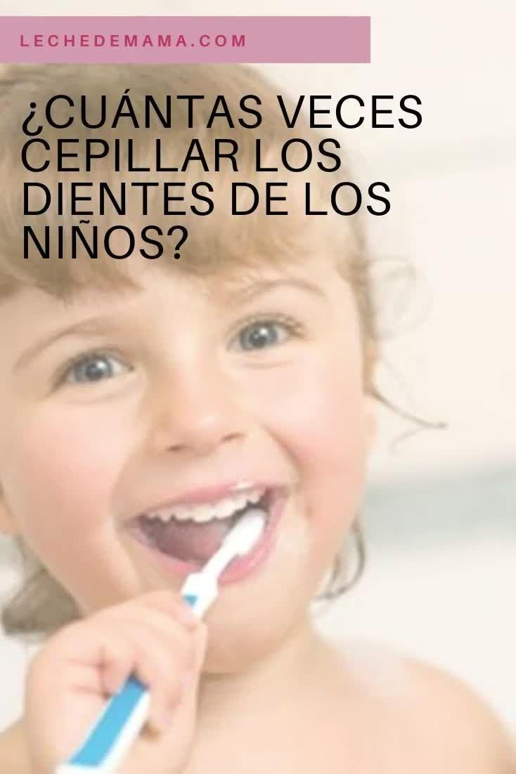 Cuando Comenzar A Cepillar Los Dientes En Los Bebés Video Dientes De Bebe Videos De Dientes Cepillado Dental