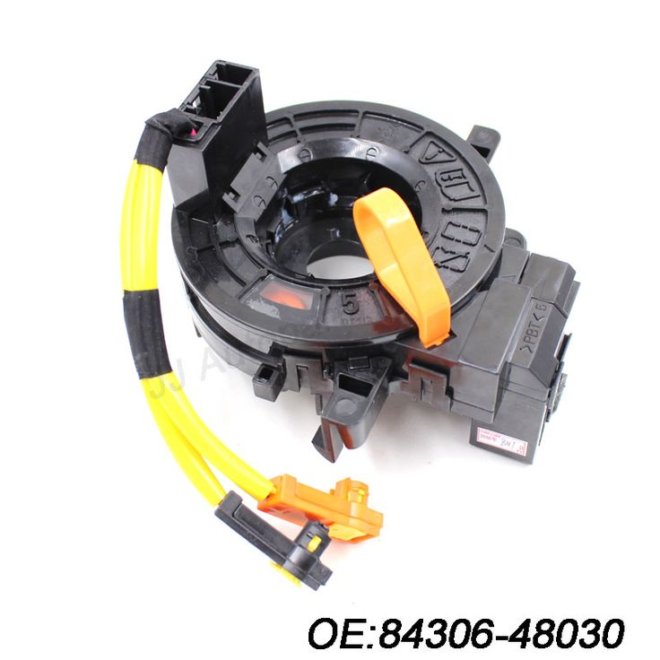 toyota spiral cable replacement 84306 48030 8430648030 clock spring airbag spiral cable #3