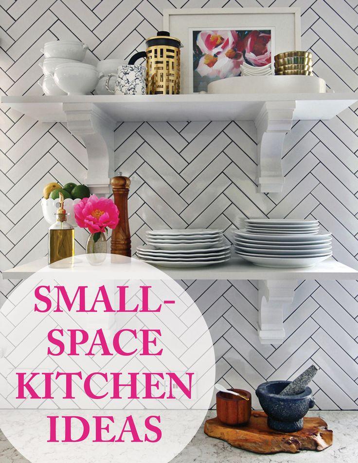 Small Space Kitchen Ideas Martha Stewart Living When
