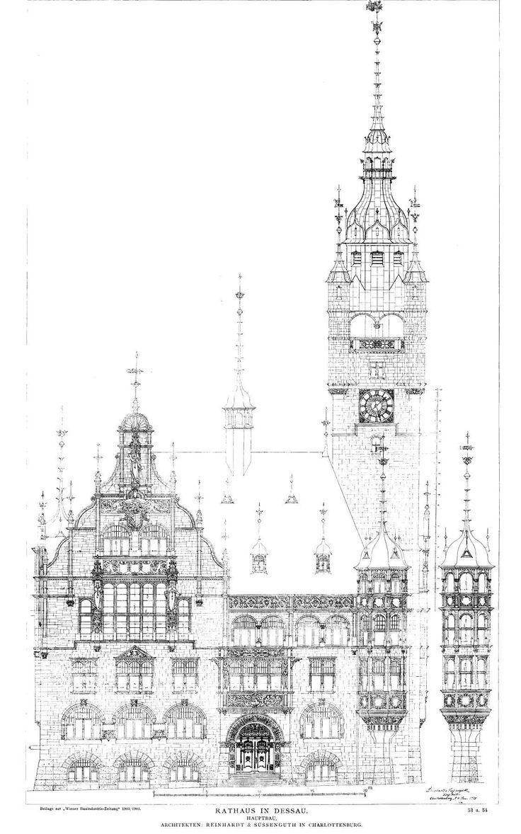 263 best German Historismus Buildings images on Pinterest