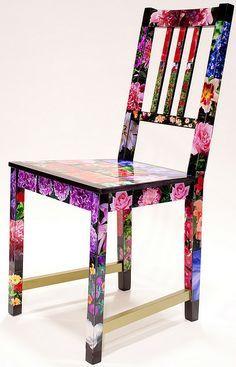 Ikea hack: Stefan chair