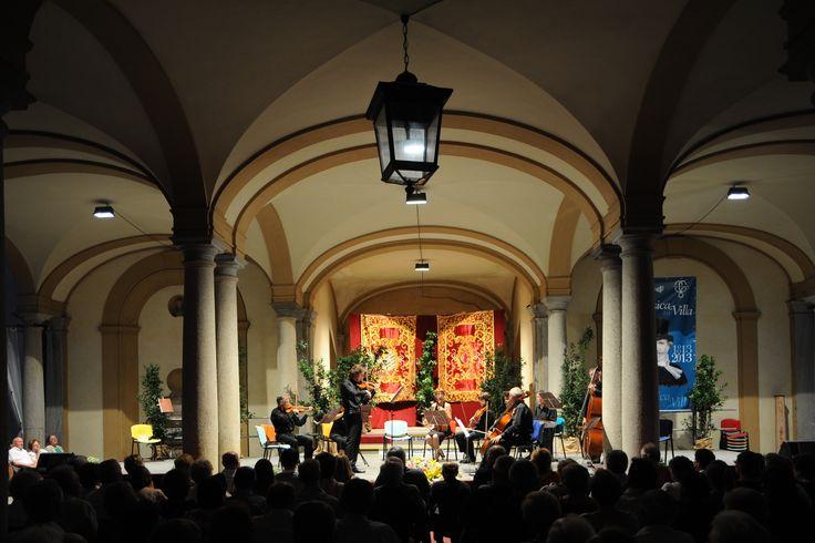 Musica in Villa Cagnola