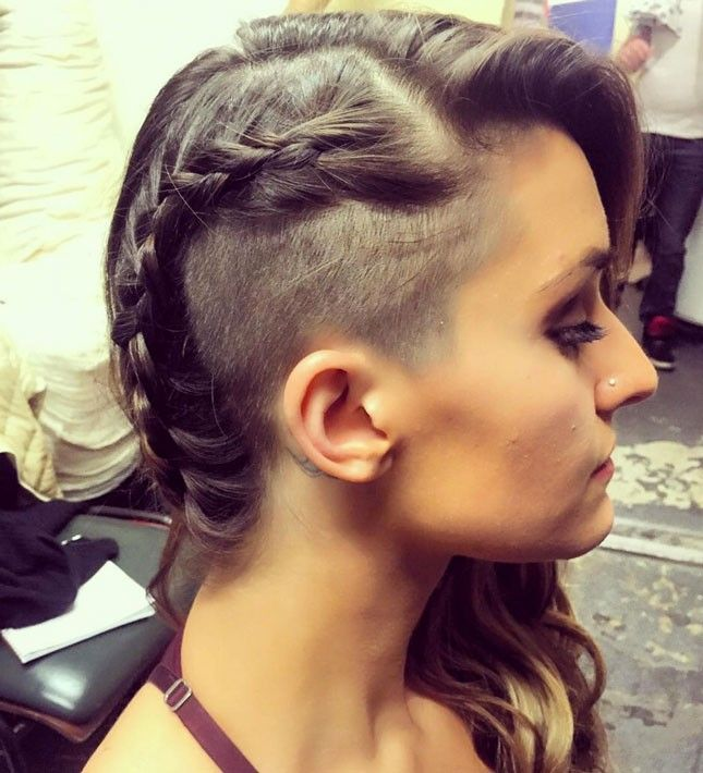 The 25 best shaved hairstyles ideas on pinterest shaved side the 25 best shaved hairstyles ideas on pinterest shaved side hairstyles short shaved hair and shaved hair cuts urmus Images