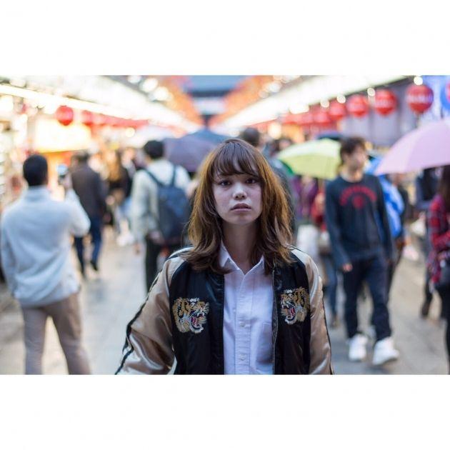 """ヘアスタイルによるトレンド服着こなし術?!春の""""スカジャン""""祭り♡ - Yahoo! BEAUTY"""