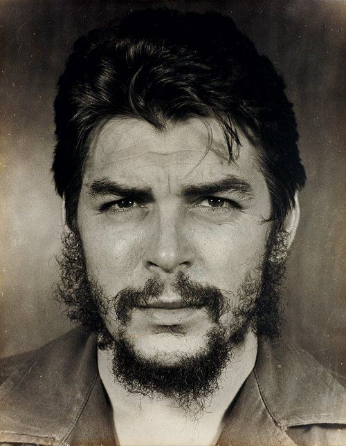 © Liborio Noval, ca. 1962, Portrait of Ernesto Che Guevara --- EXHIBITION 'CHE GUEVARA - IMAGES OF REVOLUTION' at Museum der Moderne in Salzburg, Austria. Exhibition running through Feb. 3, 2013