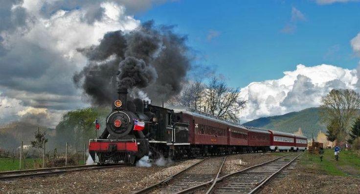 Tren Histórico Valdivia
