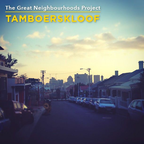 We love Tamboerskloof because it is the heart of Cape Town (http://www.rawson.co.za/neighbourhoods)