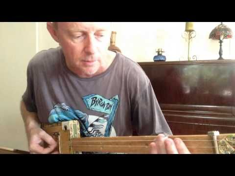 How to Play Shake 'Em On Down by Nigel McTrustry - Cigar Box Nation