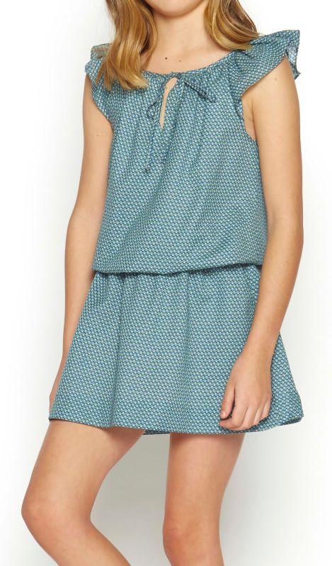 Vestidos para Niñas en la Tienda Online de Nícoli Nicoli 1710323 Mini