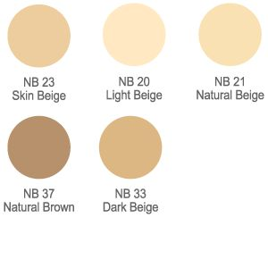This great hydrating foundation, smooths out skin tones yet looking hydrated and natural, it comes in 4 different colors , great to use after Secret even base primer.