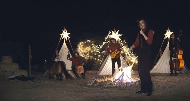 Рождественский традиционный сюрприз от «The Killers» - «Dirt Sledding»